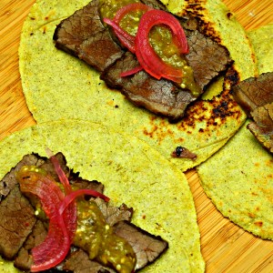 Italian Beef Tacos