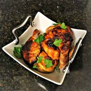 Honey Roasted Passover Chicken