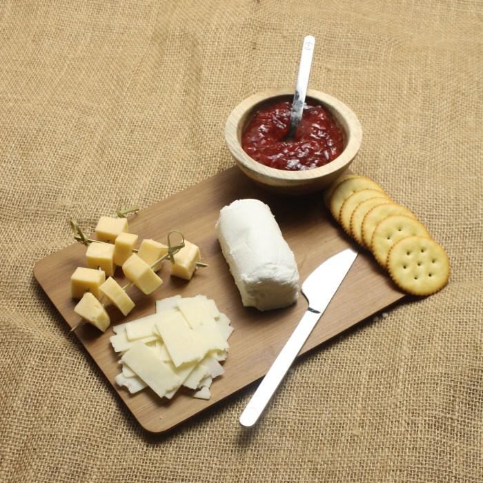 Beginner Cheese Board