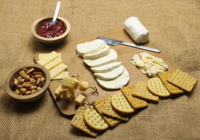 Intermediate Cheese Board