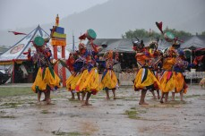 A dance at the Haa Festival