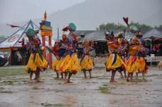 A dance at the Haa Festival