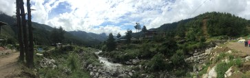 A view of Haa valley