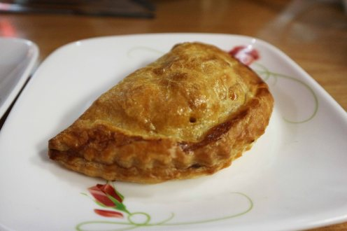 Oven Marvel Curry Pastry