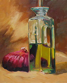 Olive Oil And Onion