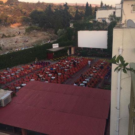 outdoor theater