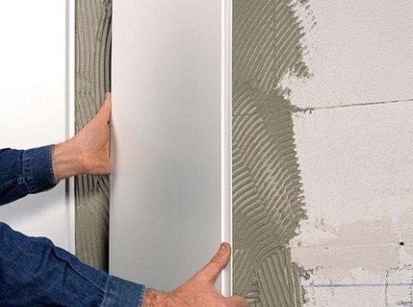 Imprimarea panourilor din PVC pe perete