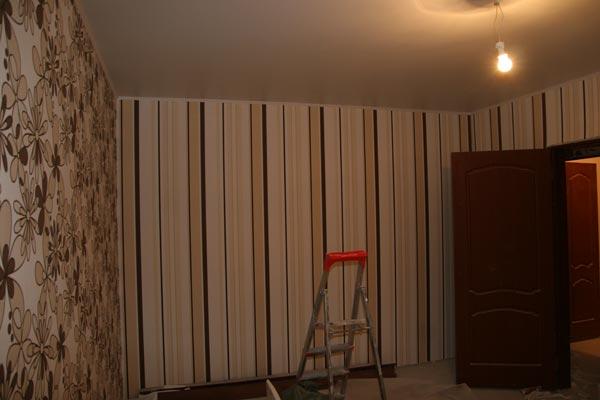 Дизайн поклейки обоев для спальни » Картинки и фотографии ...