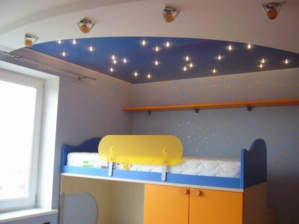 Подвесные потолки в комнате фото » Картинки и фотографии ...