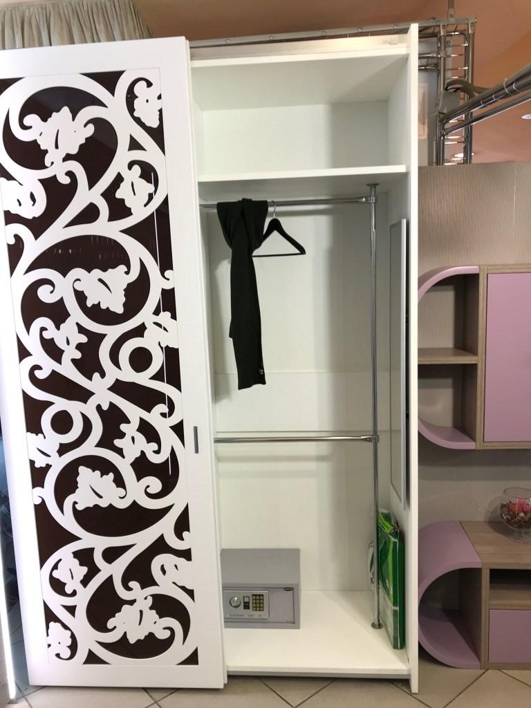 Белый шкаф распродажа мебели в Люберцах