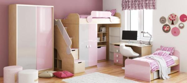 Детская мебель :: Детские комнаты :: Детские комнаты для ...