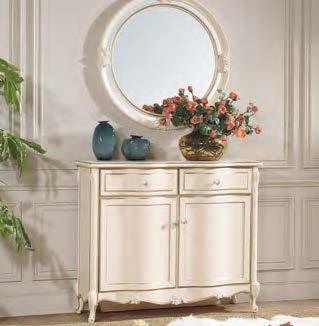 Aurora Консоль с зеркалом