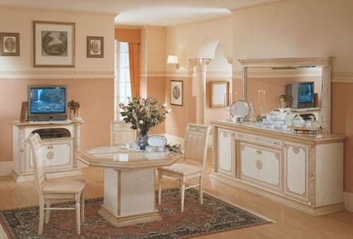 гостиная Elegance avorio фабрика Mobiline (Biesse)