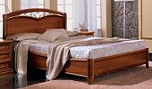 Кровать 120х200 CURVO-ferro б/изн