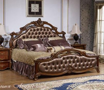Кровать 1.8х2.0 (Экокожа)