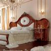 Кровать с прикроватными тумбами (X088) 184 x 203