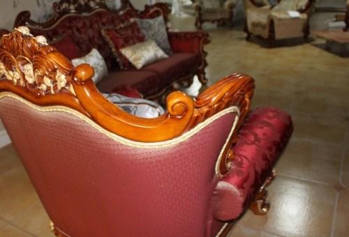мягкая мебель Аполло фабрика Fanbel