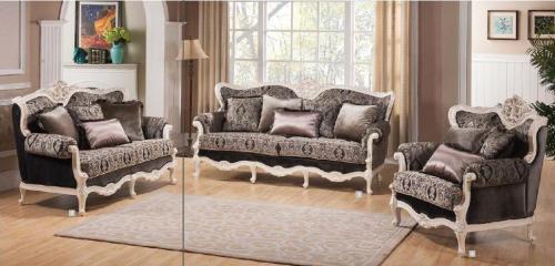 мягкая мебель Bianka-3 Black фабрика Анна Потапова