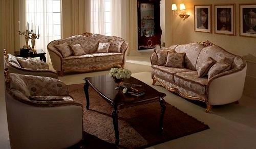 мягкая мебель Donatello фабрика Arredo Classic