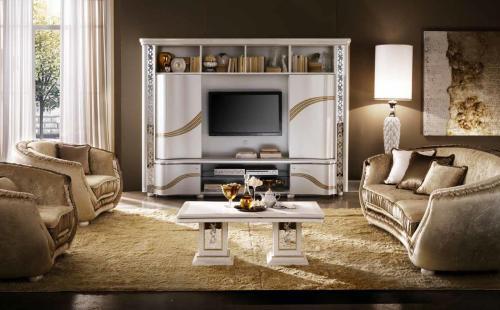 мягкая мебель Miro фабрика Arredo Classic