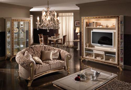 мягкая мебель Raffaello фабрика Arredo Classic
