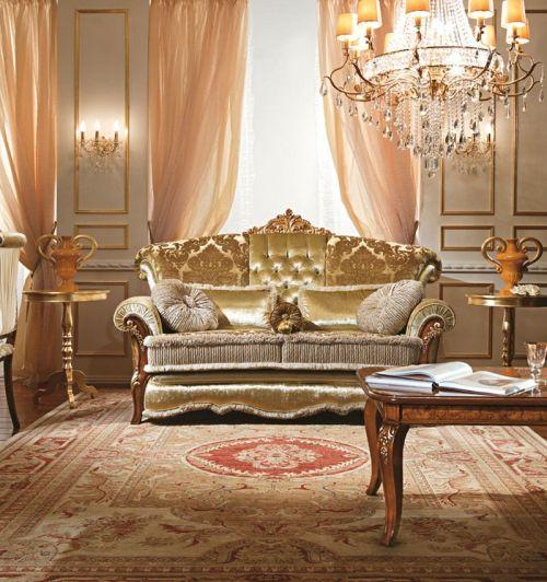 мягкая мебель Reggenza Luxury фабрика Barnini Oseo