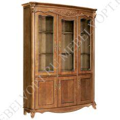 Шкаф книжный 3 двери