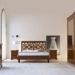 Спальный гарнитур Arte фабрика Bruno Piombini