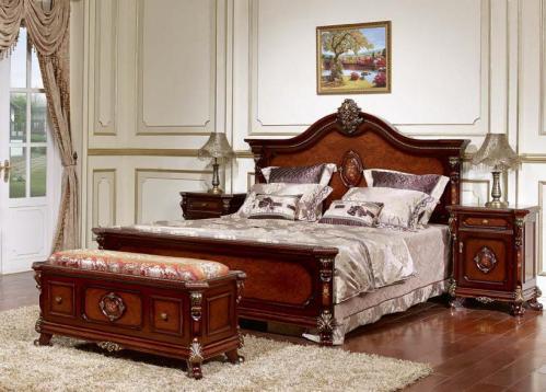 Спальный гарнитур Da Vinci Casa - Спальни
