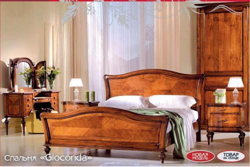 Спальный гарнитур GIOCONDA фабрика Zilio Mobili