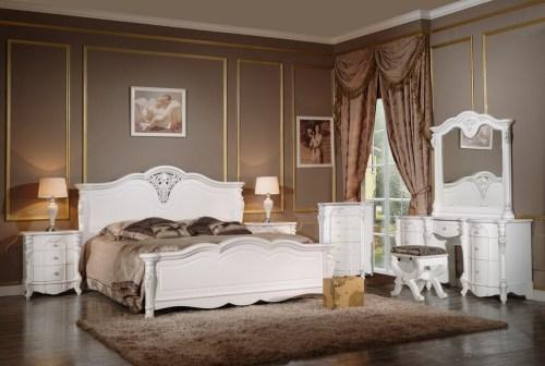 Спальный гарнитур Милана - Спальни