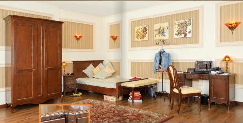 Спальный гарнитур Paris фабрика Mobex