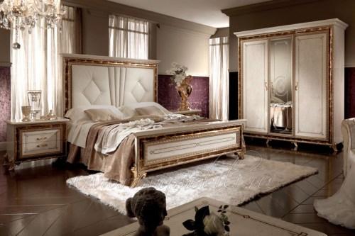 Спальный гарнитур Raffaello фабрика Arredo Classic