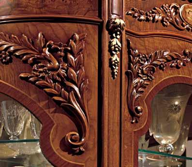 Спальный гарнитур Reggenza Luxury фабрика Barnini Oseo