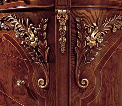 Спальный гарнитур Reggenza Luxury - Спальни