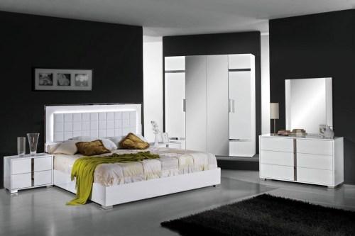 Спальный гарнитур San Marino white фабрика MobiLificio