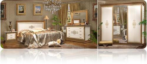 Спальный гарнитур Верона - Спальни