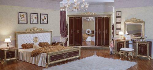 Спальный гарнитур Версаль - Спальни