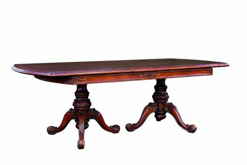 Стол обеденный прямоугольный раскладной