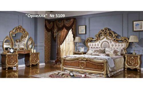 """Спальня """"Орнелла"""" Орех 6 дверная 5109"""