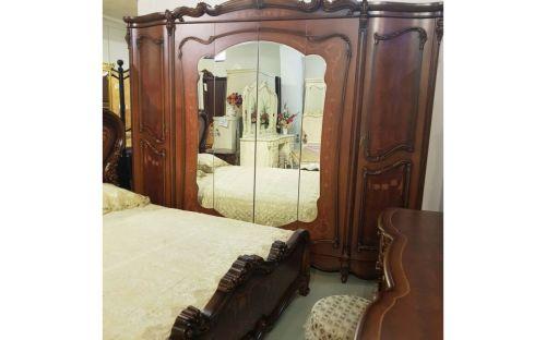 Спальня РОЯЛ ROYAL КА-05(W), слоновая кость