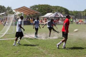 Fun At Monty 6 Aside Tournament
