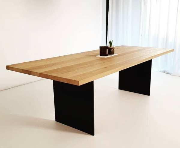 stół dębowy nowoczesny atarashi