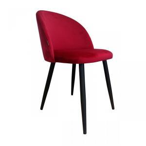 krzesło do jadalni czerwone