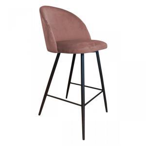 krzesło hokerowe brązowe vito