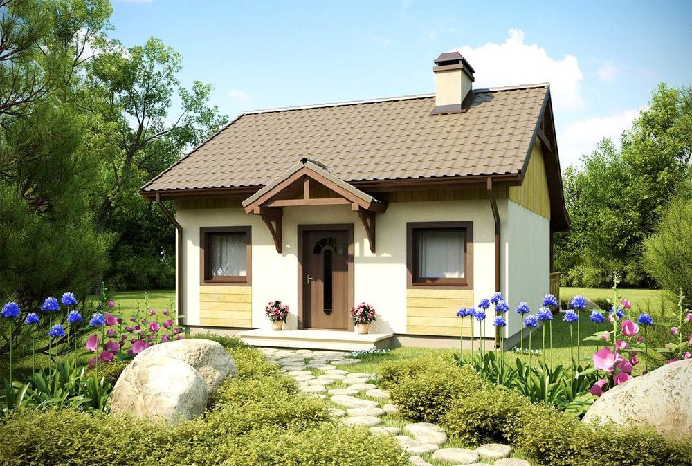 Как построить дачный дом?