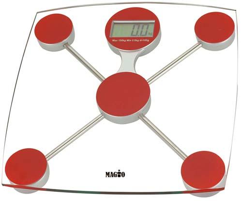 Перед покупкой определитесь с материалом и функциями весов