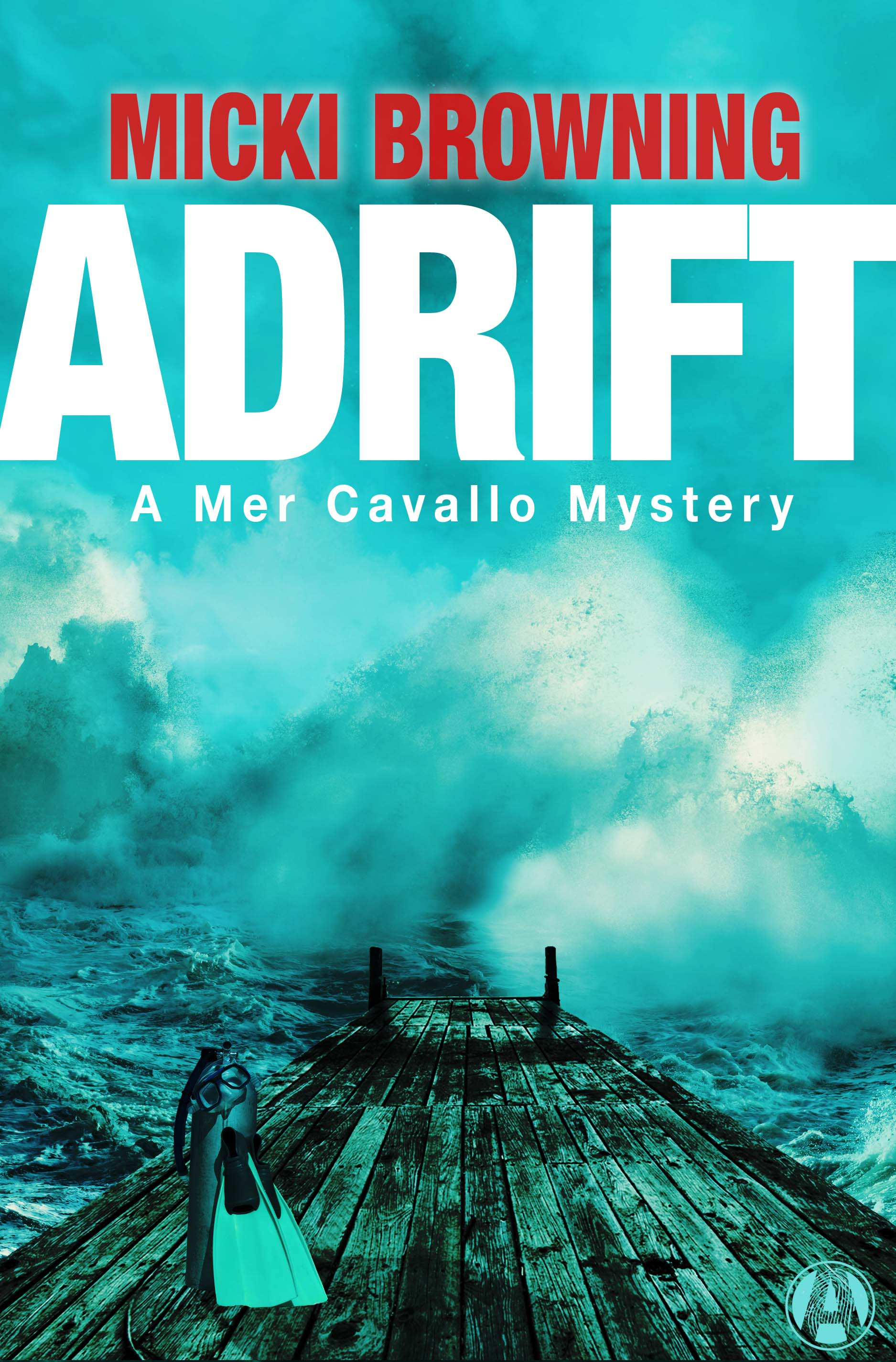 Book cover for Adrift by Micki Browning