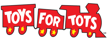 5 Toys For Tots USA Events