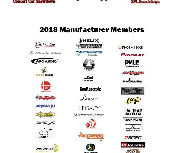 Welcome Back Manufacturer Members